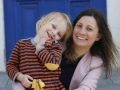 4 year old Kate Burke with her mum Runagh, from Claremorris, Co Mayo (2)