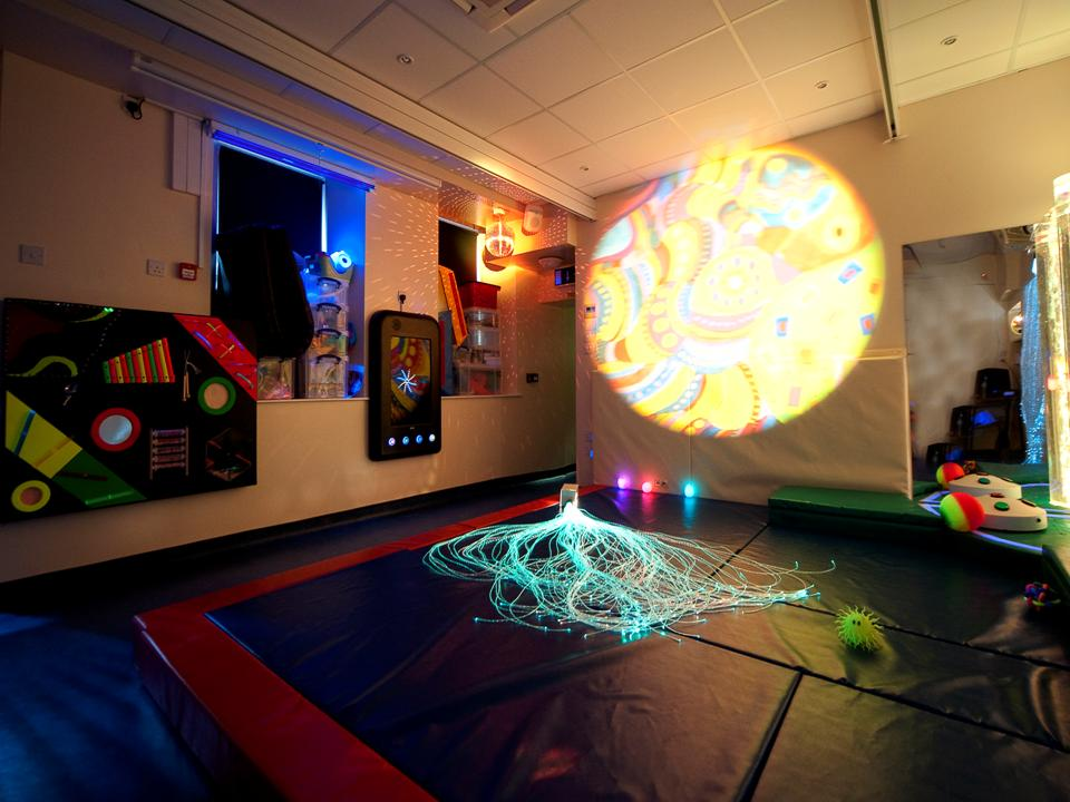 Multisensory Room Temple Street