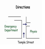 Physiotherapy (HP) - Temple Street