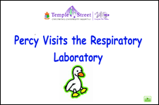 Percy Visits the Respiratory Laboratory