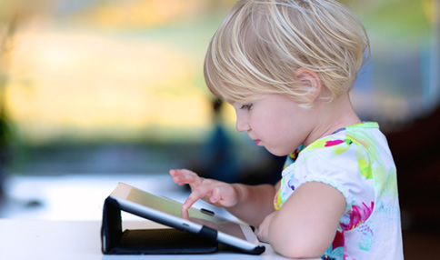 Are young eyes being damaged by too much screen time?