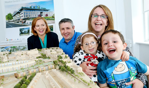 New children's hospital Information Centre launched