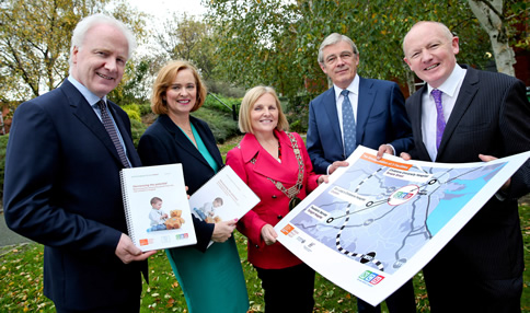 Independent Report finds the new children's hospital will have a transformative impact on Dublin 8