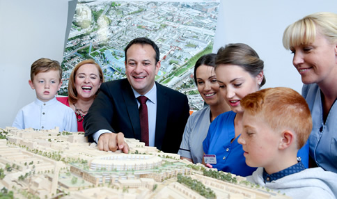 Ireland is one step closer to having a new world class children's hospital – An Bord Pleanála oral hearings commence