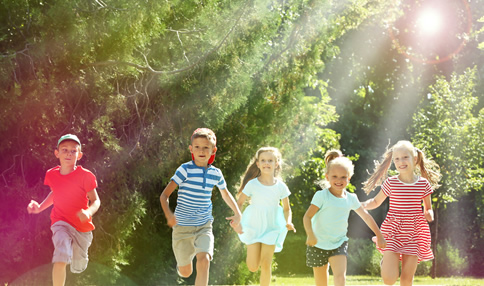 Is your child getting enough of the 'sunshine' vitamin?