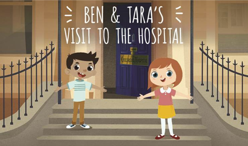 Ben and Tara's Visits to the Hospital