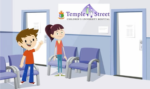 Video to help you understand how to help us shorten the waiting lists at Temple Street