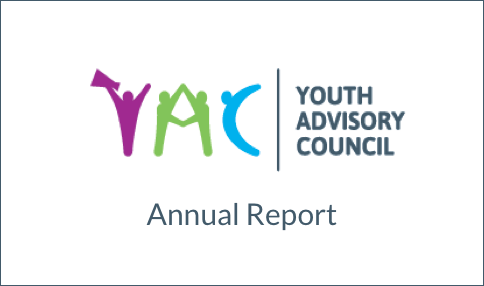 Youth Advisory Council Annual Report 2015 – 2016