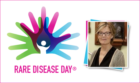 Treatment for children with rare neurological disorders on Rare Diseases Day