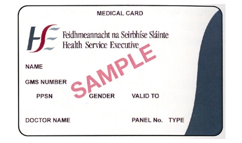 HSE launches www.medicalcard.ie