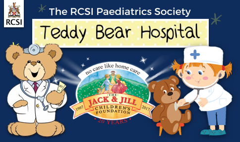 Teddy Bear Hospital on February 10th & 11th 2018