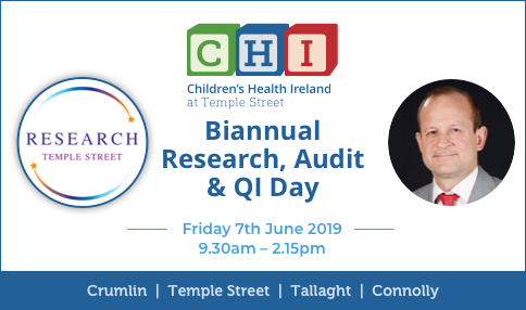 Biannual Research, Audit & QI Day – Friday 7th June
