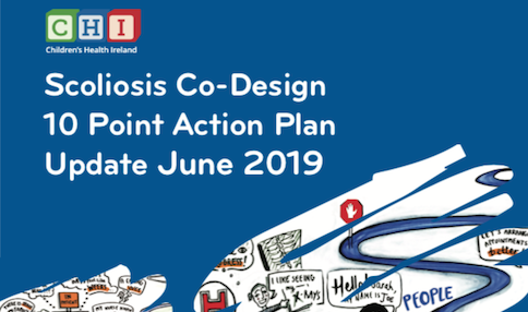CHI Scoliosis Co-Design 10 Point Action Plan Update June 2019