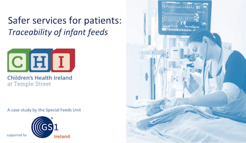 Safer services for patients video – showcasing innovating traceability