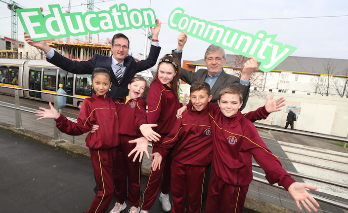 BAM Ireland Launches €500K new children's hospital Community Benefit Fund Grants to be made available for education, community projects and arts, sports and culture programmes Fund expected to make a difference to lives of local people