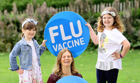 Nasal Flu Vaccine for Children